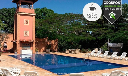 São Pedro/SP: 2, 3, 4 ou 5 noites para 2 (opções em feriados) no Hotel Villa Vitta