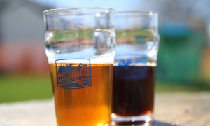 Colorado Beer Trail: Two General Admission or VIP Tickets to New Brew Fest from Colorado Beer Trail (Up to 65% Off)