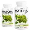 Comprimidos de té verde matcha