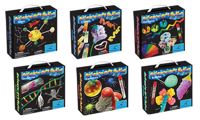 Image Placeholder For Science Art Fusion Learning Kits 6 Pack