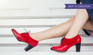 Shoe Embassy: £50 to Spend on Shoes with ShoeEmbassy.com (50% Off)