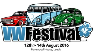 VW festival: VW Festival: Adult Ticket, Harewood House, 13 August (Up to 37% Off)