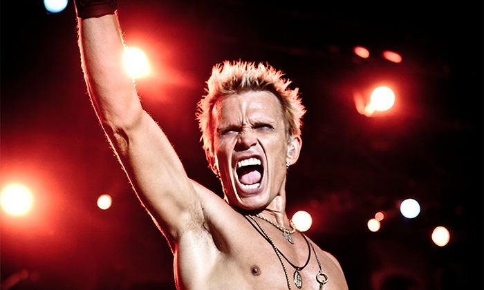 Billy Idol House Of Blues Restaurant Bar October