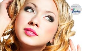 Face Body And Mind: Una seduta di allungamento e infoltimento delle ciglia più un ritocco da Face Body And Mind (sconto fino a 80%)