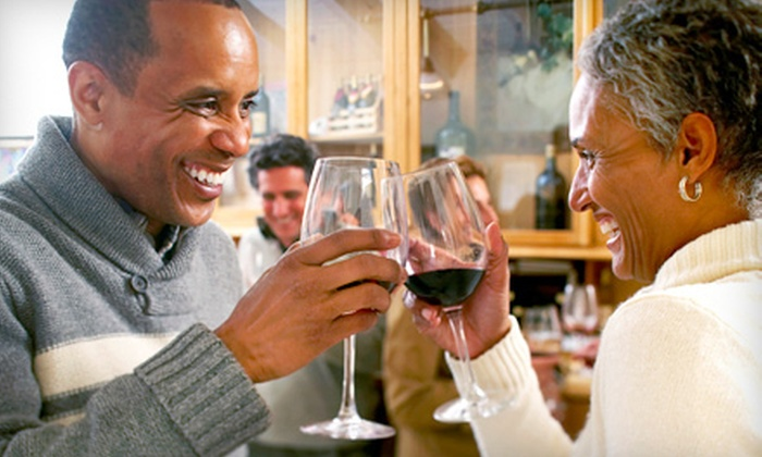 Bear Track Winery & Bistro - Catalina Foothills: Wine and Food Tasting for Two or Four at Bear Track Winery & Bistro (Up to 52% Off)
