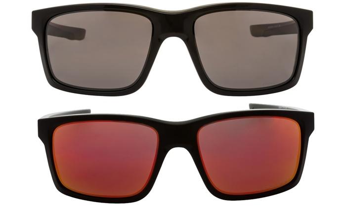0dbe69061c5 Oakley Mainlink Polarized sunglasses 57-17-141 Polarized Black   Matte Black
