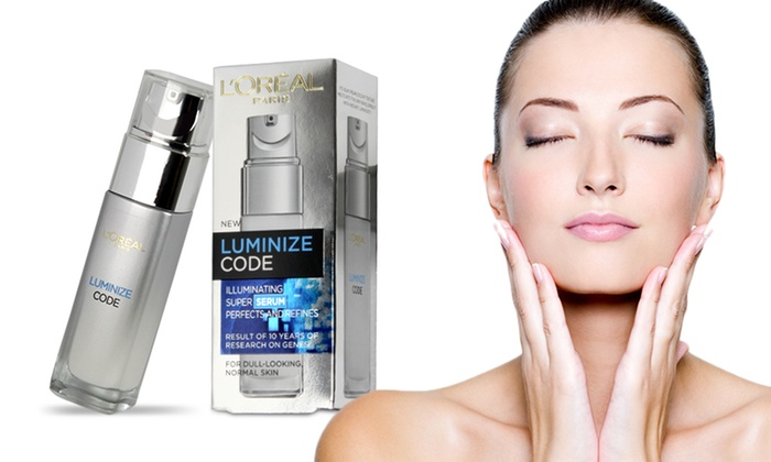 Siero Luminize Code L'Oréal 30 ml