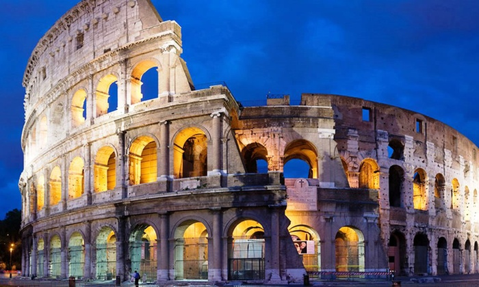 Roma: fino a 3 notti nel cuore della città eterna | Groupon ...