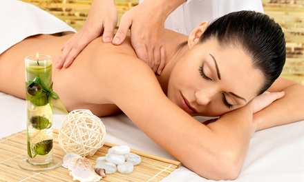 45-Minute Full-Body Thai or Swedish Massage, or 60-Minute Full-Body Massage at Ajeenas Beauty Boutique