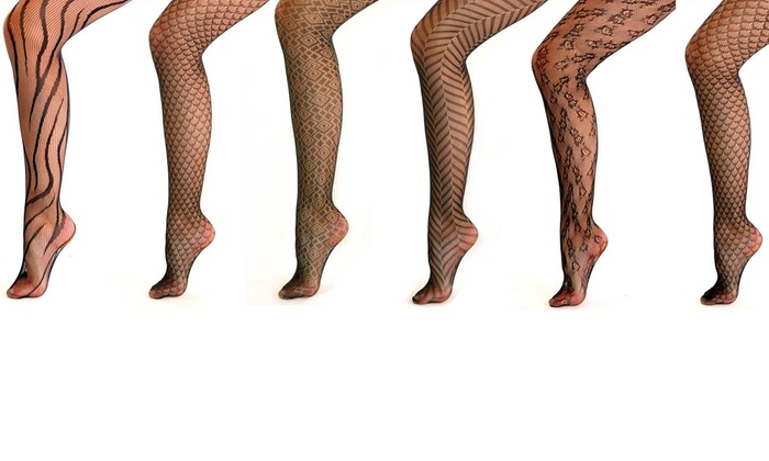 aa7be601a4d64 Up To 60% Off on Women's Assorted Fishnet Tights   Groupon Goods