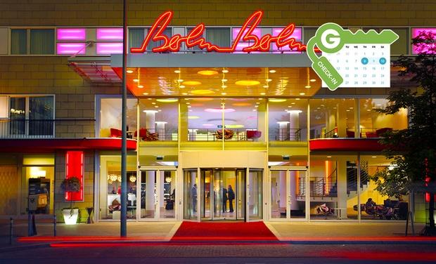 Hotel Berlin, Berlin - Hotel Berlin, Berlin: Berlin: Doppel- oder Zweibettzimmer für Zwei inkl. Frühstück, Parkplatz, City-Tax und Sauna im 4* Hotel Berlin, Berlin