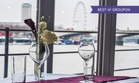 Two-Course Lunch for One or Two at The Yacht London
