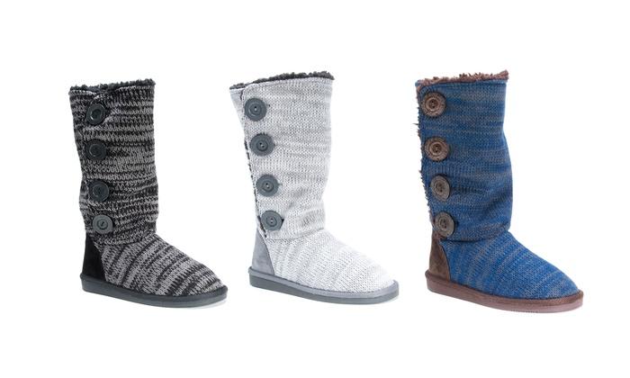 Muk Luks Liza Women's Boots (Size 9)