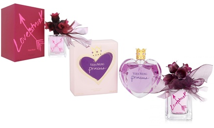 Vera Wang Fragrance in Choice of Scent from £9.98