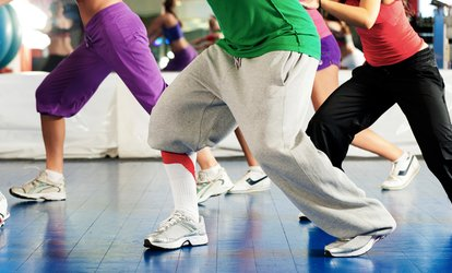 image for 5 or 10 Zumba Classes at Divas and Dolls Fitness (Up to 77% Off)