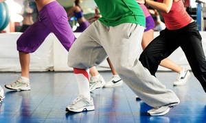 Divas and Dolls Fitness: 5 or 10 Zumba Classes at Divas and Dolls Fitness (Up to 73% Off)