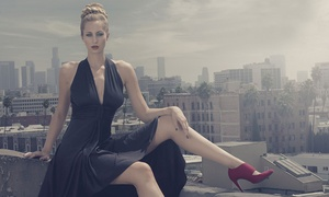 On Location Group: 30-Minute In-Studio Natural or High-Fashion Photo Shoot at On Location Group (90% Off)