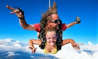 Tandem Skydive: 9,000ft ($289) or 14,000ft ($439) (Plus $30 Levy) with Skydive The Southern Vines (Up to $810 Value)