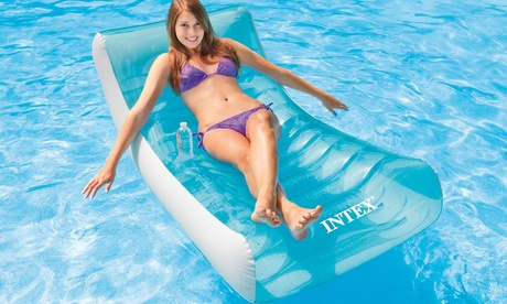 Intex Inflatable Rockin' Lounge Float with Built-In Cup Holder 1ccf37ec-3bda-11e7-a3c7-002590604002