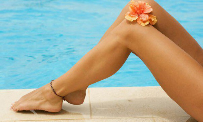 Legs, Arms and Underarms Waxing - Face2Face Beauty Salon