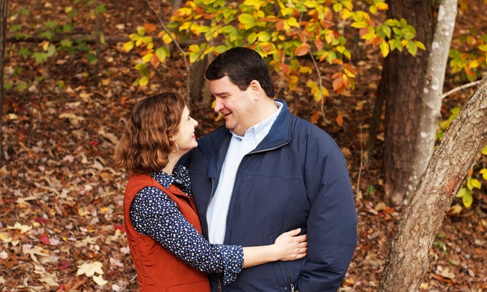 Meg Hubbard Photography - Raleigh / Durham: 60-Minute Engagement Photo Shoot from Meg Hubbard Photography (40% Off)
