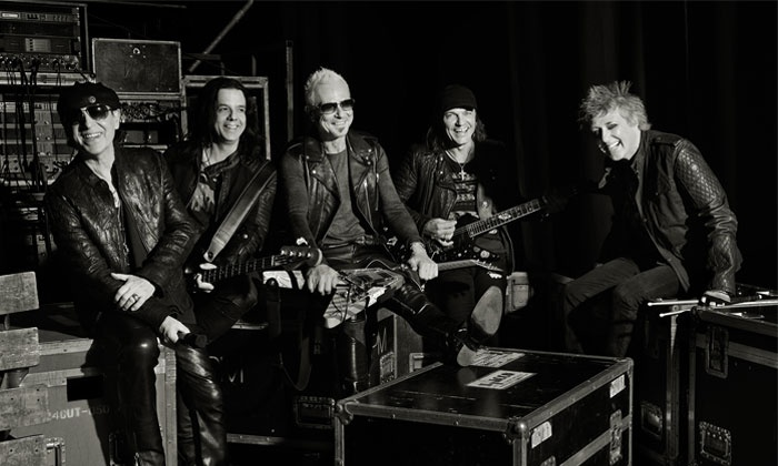 Scorpions  - Fiddler's Green Amphitheatre: Scorpions at Fiddler's Green Amphitheatre on September 29 (Up to 42% Off)
