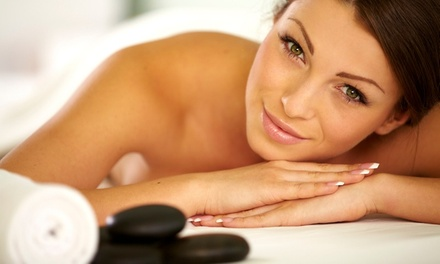 $59 for Choice of 90Minute Pamper Package at Carina Wellness Center Up to $165 Value