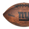 "New York Giants 9"" Throwback Football"