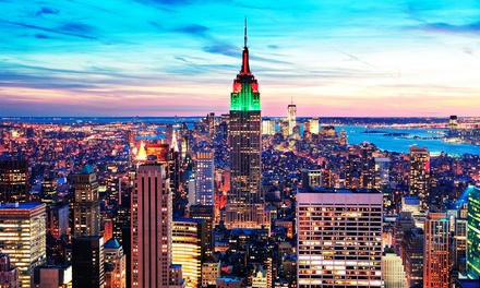 ✈ New York: 35 Nights with Return Flights at Yotel New York Hotel
