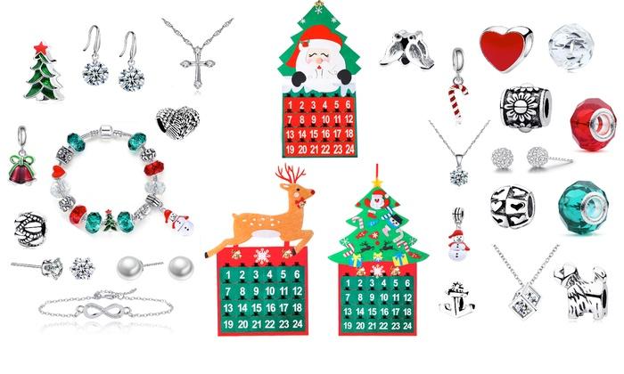 Schmuck-Adventkalender