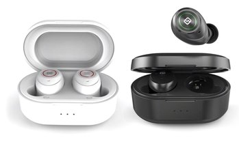 HiFuture Buds Wireless Bluetooth Earbuds w/ Wireless Charging Case