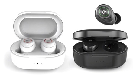 HiFuture Tidy Buds TWS Bluetooth Earbuds with Wireless Charging Case