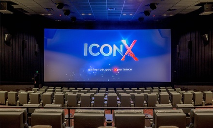 $10 for One Movie Ticket at ShowPlace ICON Theatre ($24 Value)