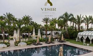 Visir Spa: Spa di coppia, light lunch, massaggio e cena con vino a lume di candela per 2 persone alla Spa Visir (sconto fino a 55%)