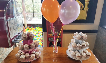Kiddies Party Packages for Six Kids at Steak Ranch Bellville