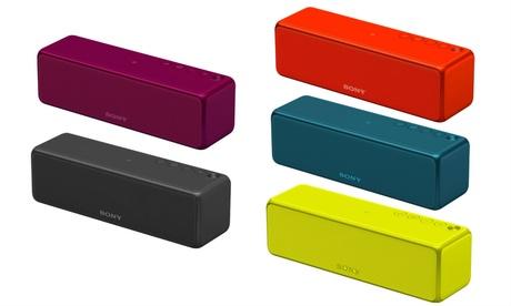 Sony h.ear go SRS-HG1 Portable Wi-Fi and Bluetooth Hi-Res Speaker 6ee7651c-af8a-11e7-a56f-00259060b5da