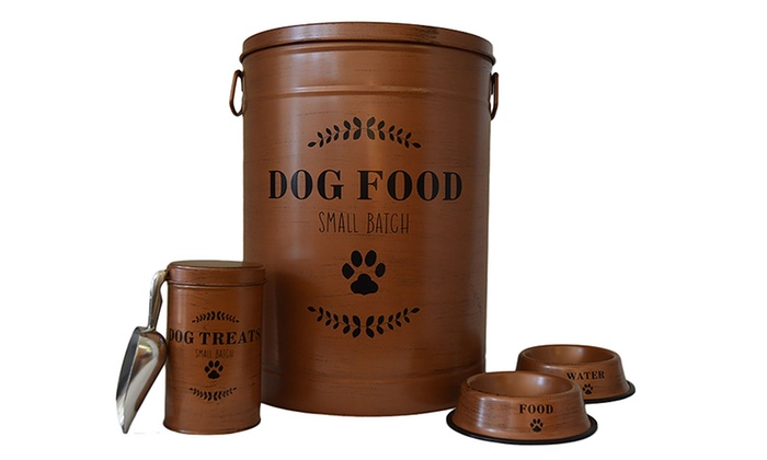 Dog Food Containers 5 Piece Groupon Goods