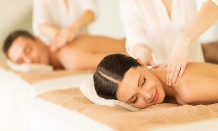 $39 for One-Hour Full-Body or Chinese Cupping Massage at D.M. Spa (Up to $90 Value)