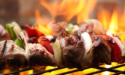 AllYouCanEat Brazilian Barbecue with Cocktail at Rodizio Rico, Islington