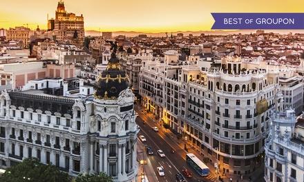 Madrid: 1, 2 o 3 noches en apartamento para 2 personas con late check out y opción a desayuno en Eurobuilding