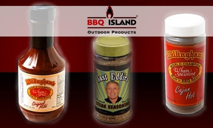 BBQ Island - Tempe: $10 for $20 Worth of Barbecue Rubs and Spices at BBQ Island