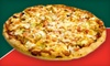 Sarpino's Pizzeria - St. Charles: $10 for $20 Worth of Pizza and Calzones from Sarpino's Pizzeria in St. Charles