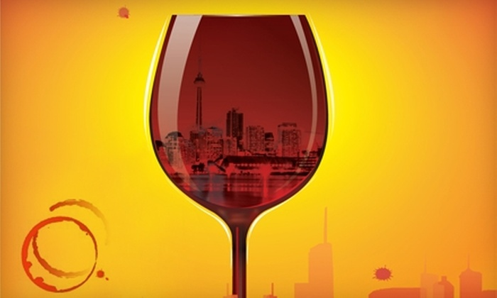 Toronto Wine & Spirit Festival - Port Lands: $20 for Two One-Session Tickets to the Toronto Wine & Spirit Festival ($40 Value). Four Sessions Available.