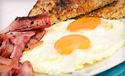 $20 Groupon to Cafe on Franklin for Breakfast or Lunch Fare - Cafe on Franklin in Roanoke