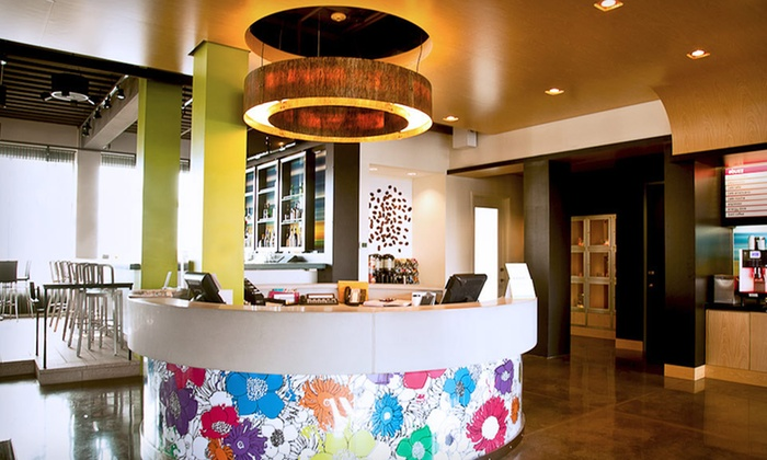 Aloft Winchester - Winchester: One- or Two-Night Stay for Two and Dining Credit at Aloft Winchester in Virginia