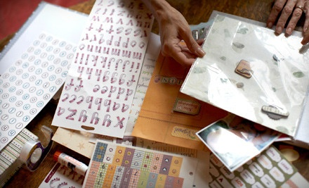 1 Card-Making, Scrapbooking, or Stamping Class (a $35 value) - Stampin Up! demonstrator Linda Plett in Colorado Springs