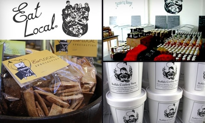 Eat Local - Multiple Locations: $15 Worth of Handcrafted Meals and More from Eat Local