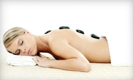 The Woodhouse Day Spa: 1 Volcanic Stone Massage - The Woodhouse Day Spa in Franklin