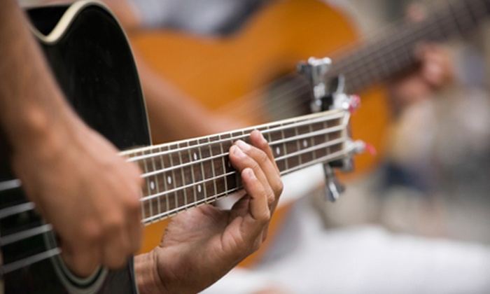 Village Music Academy - formerly the Toon Shop: $60 for Four Private Music Lessons at Village Music Academy in Prairie Village ($120 Value)