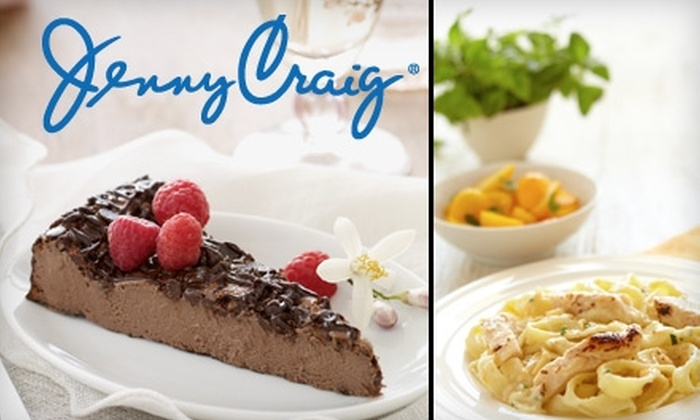 null - Multiple Locations: $49 for Week One of the Jenny Craig Program ($120 Value)